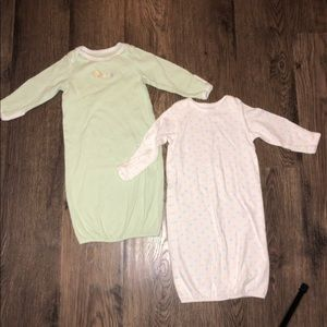 Little me gown bundle